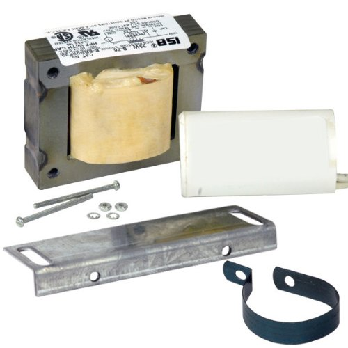 Sola E-SRN00F150 - 150 Watt - High Pressure Sodium Ballast - ANSI S55 - 120 Volt - Normal Power Factor - Max. Temp. Rating 212 Deg. F - Includes Ignitor and Bracket Kit