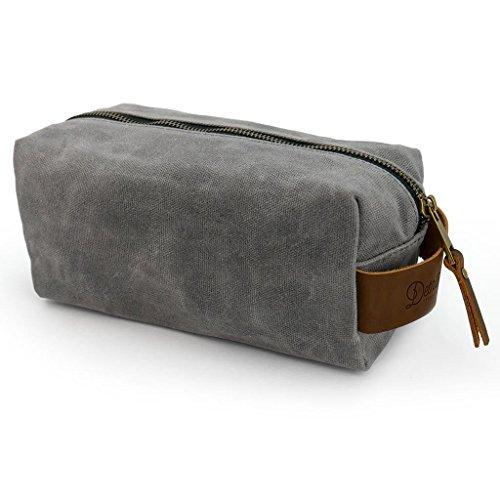 waxed-canvas-toiletry-dopp-bag