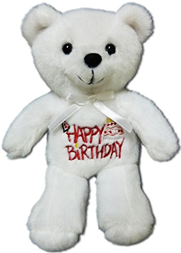 Anico Plush Toy, Occasional Stuffed Animal Bear, Happy Birthday, (Happy Birthday Bears)