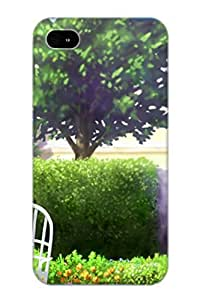 Iphone 4/4s Scratch-proof Protection Case Cover For Iphone/ Hot Anime Clannad Phone Case