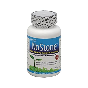 Amazon com: Wholesale Canfo Natural Products NoStone - 60
