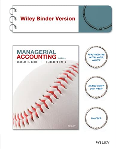 Managerial accounting 2e binder ready version wileyplus managerial accounting 2e binder ready version wileyplus registration card wiley plus products 2nd edition fandeluxe Images