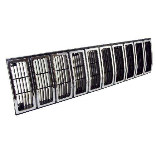 1987 Jeep Cherokee Grille (Omix-Ada 12035.26 Grille Insert)