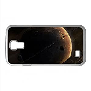 Giant Planet Watercolor style Cover Samsung Galaxy S4 I9500 Case