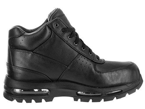 Ofertas baratas en línea Nike Botas De Cuero Del Estilo De Vida De Los Hombres Air Max Goadome Negro Negro Manchester barato en línea El más nuevo precio barato V5PVeYg6TY