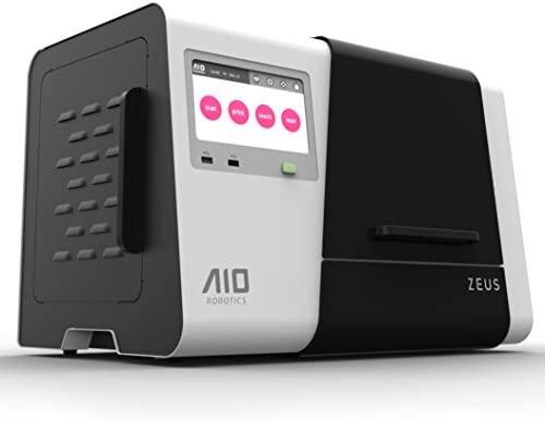 ZEUS Impresora 3D con escáner, Plastic: PLA 1.75mm: Amazon ...