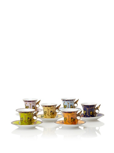 butterfly espresso cups - 8