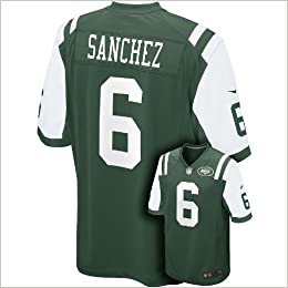 Jersey New Jets Sanchez York