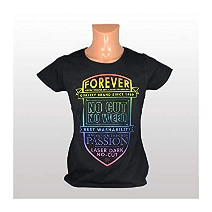 Forever Papel Transfer Láser Forever Laser Dark A4 No-cut A