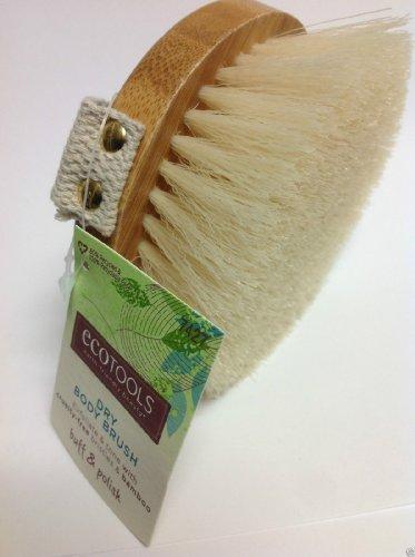 Ecotools Exfoliate Cruelty free Bristles Bamboo