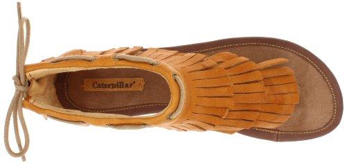 Caterpillar Womens Jazmyne Sandalo Vestito Smokethorn