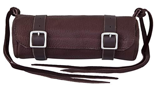 (American Bison Soft Leather Tool Bag )