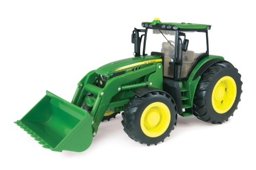Ertl Big Deere 1:16 6210R Tractor With Loader