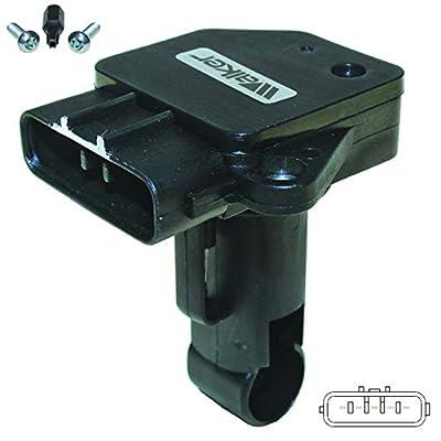 Walker Products 245-1095 Mass Air Flow Sensor: Automotive