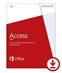 Microsoft Access 2013 (1PC/1User)