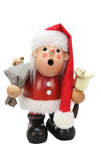 German Incense Smoker - Santa Claus - 17,5cm / 7 inch - Christian Ulbricht by Christian Ulbricht