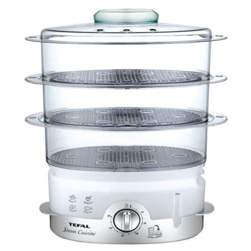 Tefal vC1006 cuiseur vapeur ultra compact 900 w product image