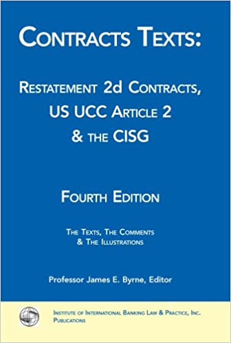 Contracts texts restatement 2d contracts ucc article 2 the cisg contracts texts restatement 2d contracts ucc article 2 the cisg 4th edition fandeluxe Image collections