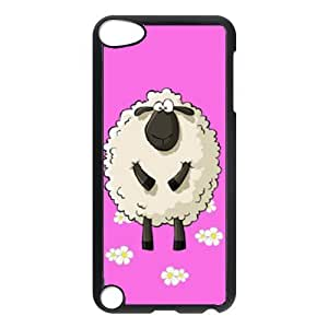 Custom Sheep Lamb Hard Case Clip on Back Cover for Ipod touch5