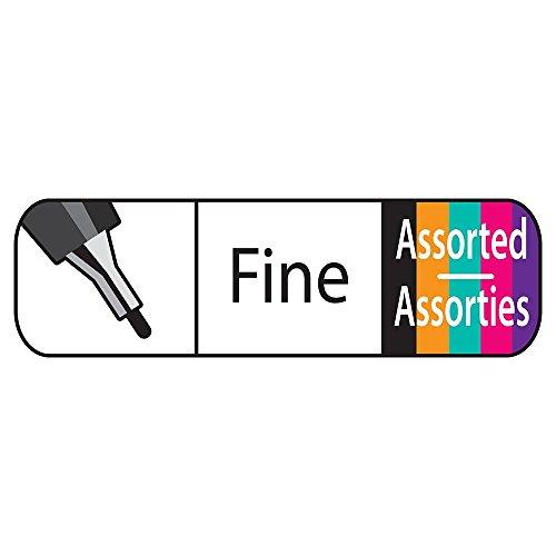 Bic Intensity Marker Pen, Fashion Colors, .5MM, 6PK/BX, AST  (BICFPINAP51AST) Photo #5
