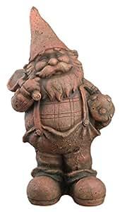 Regal Gnome Estatua–Seta
