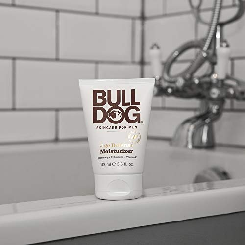 41x4L5PNJWL - Bulldog Mens Skincare and Grooming Age Defense Moisturizer, 3.3 Ounce