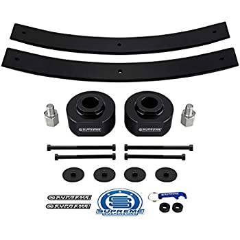"""1980-1996 Ford Bronco 2/"""" Inch Front Levelin Lift Kit 4X4 PRO 5//8/"""" Stud Extenders"""