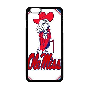 Cool Painting ole miss Phone Case for Iphone 6 Plus