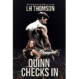 Quinn Checks In: A mystery thriller suspense novel (Liam Quinn Mysteries Book 1)