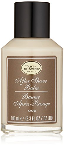 Aromatic Shave After (The Art of Shaving Oud After Shave Balm, 3.3 fl. oz.)