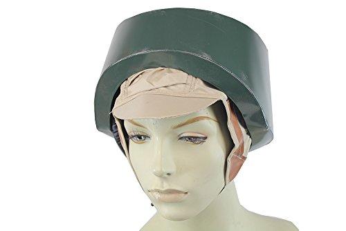 Leia Endor Costume (Endor Helmet + Pilot Cap Soldier Aviator Star Wars Accessories (L))