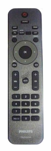 (Philips URMT34JHG001 LCD TV Remote Control (Part: 312124000730))