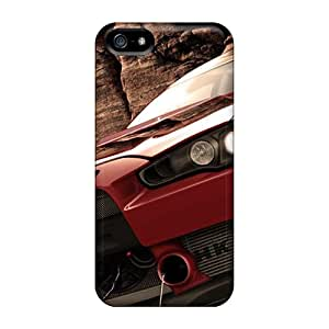 Iphone 5/5s Hard Case With Awesome Look - DRXbr33805pIsym