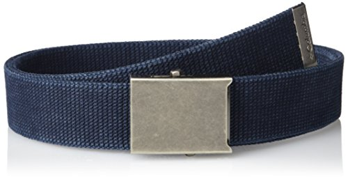 Columbia Men's Columbia Men's Military-style Belt, Navy, One - Belts