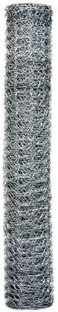 Origin Point 163650 20-Gauge Handyroll Galvanized Hex Netting, 50-Foot x 36-Inch With 1-Inch Openings