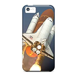 Hot BXIhv66126rzmQM Space Shuttle Tpu Case Cover Compatible With Iphone 5c