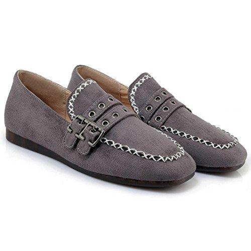 Para de Gray Plano Coolcept Mujer Tacon Zapatos Wg71wH0I