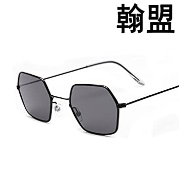 SEXSUNG Gafas de sol deportivas película transparente océano ...