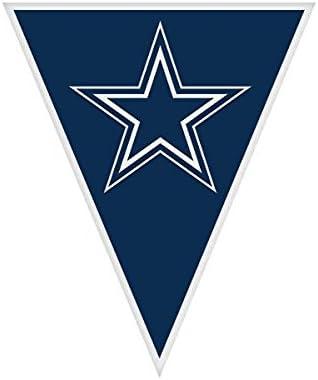 Dallas Cowboys Collection Pennant Banner
