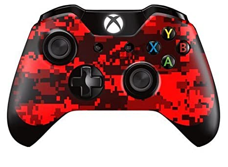HDE Xbox One Controller Skin Protective Silicone Gel Rubber Grip Cover for  Wireless Gaming Controllers (