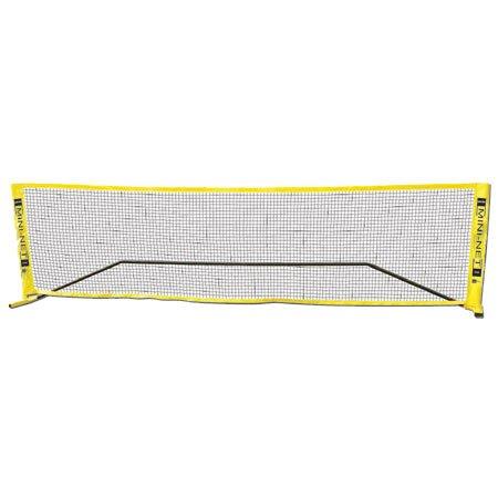 Puck Catcher (Oncourt Offcourt Quick Start Mini-Net – 10-Foot Net/Adjustable Height/Portable Indoor & Outdoor)
