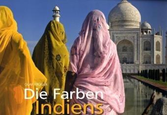 Weingarten-Kalender Die Farben Indiens 2010