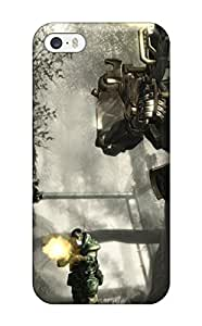 High Quality James Cameron's Avatar The Game Ampsuit Case For Iphone 5/5s / Perfect Case