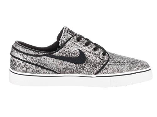 Nike 855814-003, Scarpe da Skateboard Uomo Nero