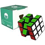 3x3 Speed-Cube - schwarz - Zauberwürfel geeignet für Speedcubing-Anfänger - Cubikon Typ Cheeky Sheep