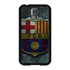 PláStico CáScara Del TeléFono,Samsung Galaxy S5 FúTbol Club Barcelona FCB Caso Para Samsung Galaxy S5