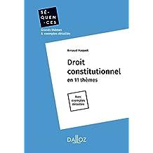 Droit Constitutionnel (séquence)