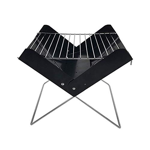 Spritool Multifunction Portable Fire Pit or Charcoal Grill for 1-2 Persons (1-2 Persons) ()