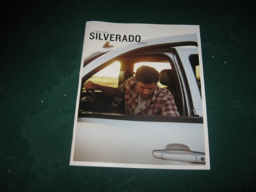 2012 Chevy Silverado 1500 Pickup Sales Brochure; WT; LT; LTZ; Hybrid