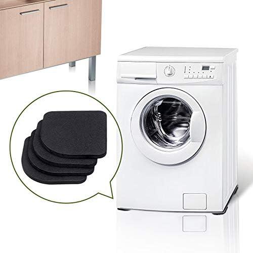 Wenhu Almohadilla antivibración Lavadora Almohadillas de ...